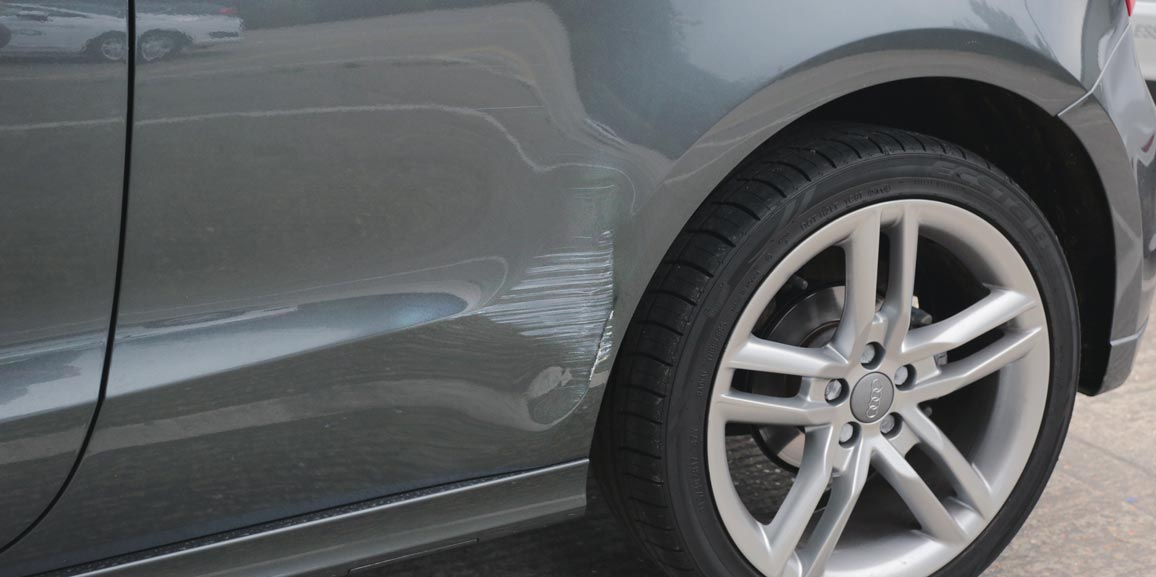 What Will My Car Dent And Paint Repair Cost Automotive