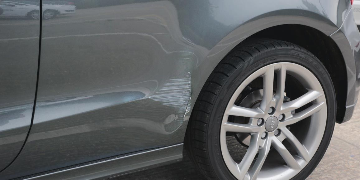 What Will My Car Dent and Paint Repair Cost?