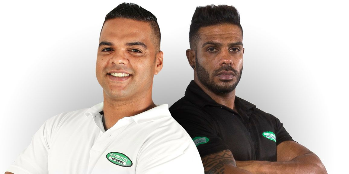 Meet… Shane Thebus and Denver Govender